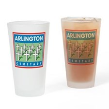 Virginia Arlington Cemetary Pint Glass