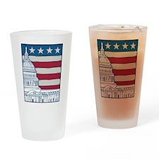 Vintage Washington Pint Glass