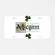 McGinn Celtic Dragon Aluminum License Plate