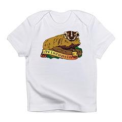Wisconsin Badger Infant T-Shirt
