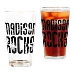 Madison Rocks Pint Glass