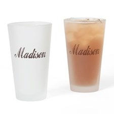 Vintage Madison Pint Glass