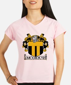McGinty Coat of Arms Women's Sports T-Shirt