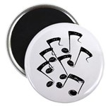 MUSICAL NOTES Magnet