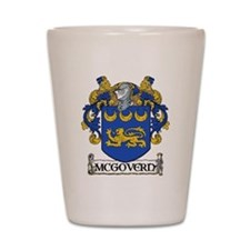 McGovern Coat of Arms Shot Glass