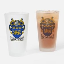 McGovern Coat of Arms Pint Glass