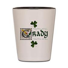 Grady Celtic Dragon Shot Glass