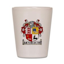 McGrath Coat of Arms Shot Glass