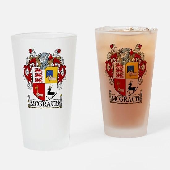 McGrath Coat of Arms Pint Glass