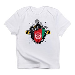 Hip Afghanistan Infant T-Shirt