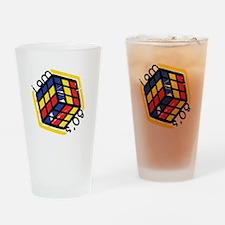 I am 80's -- Pint Glass