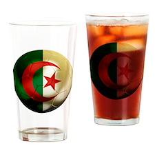 Algeria World Cup Pint Glass