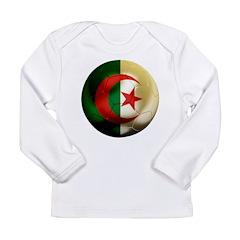 Algeria World Cup Long Sleeve Infant T-Shirt