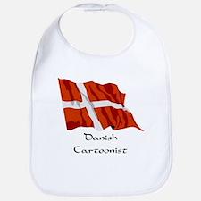Danish Cartoonist Bib