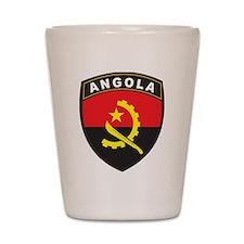 Angola Shot Glass