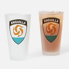 Anguilla Pint Glass