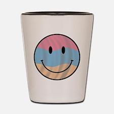 Smiley Armenia Shot Glass
