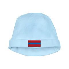 Armenia SSR Flag baby hat