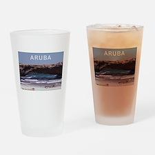 Aruba Pint Glass
