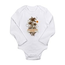 Palm Beach Aruba Onesie Romper Suit