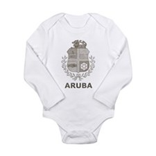 Vintage Aruba Onesie Romper Suit