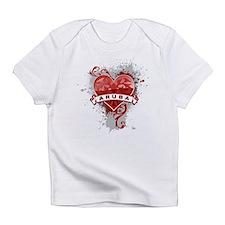 Heart Aruba Infant T-Shirt