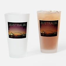 Australia Pint Glass