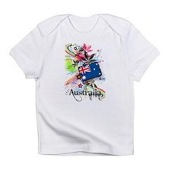 Flower Australia Infant T-Shirt