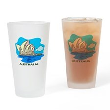 Australia Sydney Opera House Pint Glass