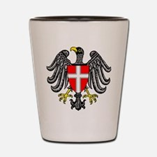Vienna Coat Of Arms Shot Glass