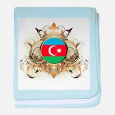 Stylish Azerbaijan baby blanket