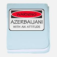 Attitude Azerbaijani baby blanket