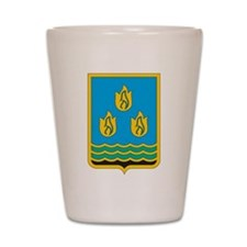 Baku Coat Of Arms Shot Glass