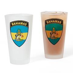 Bahamas Pint Glass