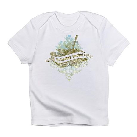 Bahamas Rocks Infant T-Shirt
