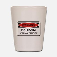 Attitude Bahraini Shot Glass