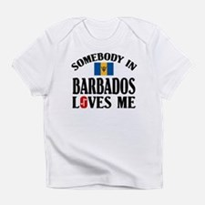 Somebody In Barbados Infant T-Shirt