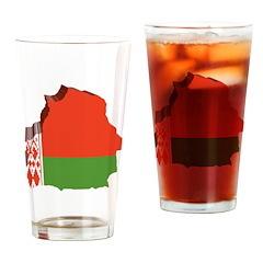 3D Belarus Pint Glass