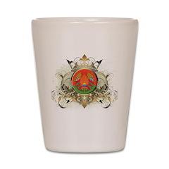Stylish Belarus Shot Glass