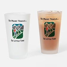 So Many Trails Pint Glass