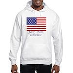 God Bless America Hooded Sweatshirt
