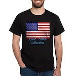 God Bless America Black T-Shirt