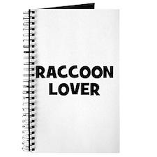 Raccoon Lover Journal