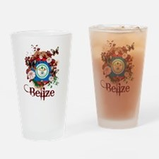 Butterfly Belize Pint Glass