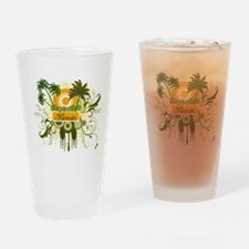 Palm Tree Benin Pint Glass