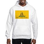 Don't Tread On Me (Gadsden Flag) Hooded Sweatshirt