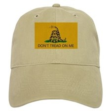 Don't Tread On Me (Gadsden Flag) Baseball Baseball Cap