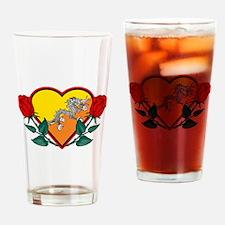 Love Bhutan Pint Glass