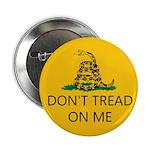 Don't Tread On Me (Gadsden Flag) Button