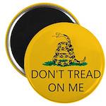 Don't Tread On Me (Gadsden Flag) 2.25
